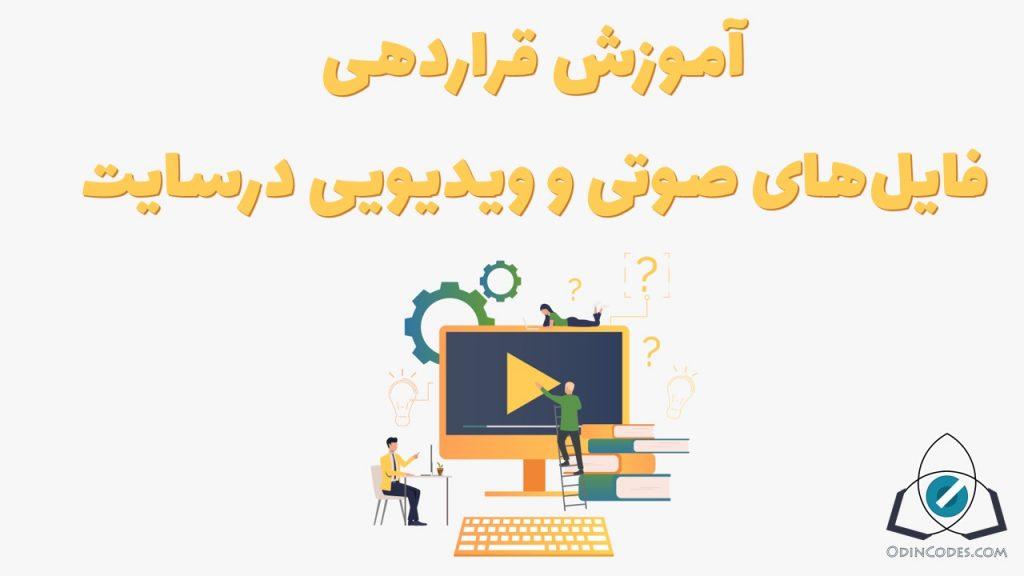 گذاشتن فایل صوتی در وب سایت وردپرس آموزش نحوه قرار دادن ویدیو در وردپرس آموزش کذاشتن ویدئو در وب سایت وردپرس و آموزش ایجاد و ساخت دکمه و گذاشتن عکس در سایت